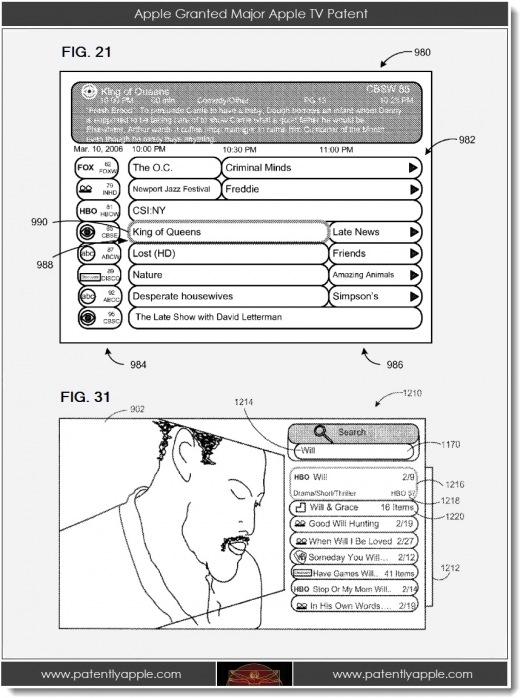 brevetto video itv
