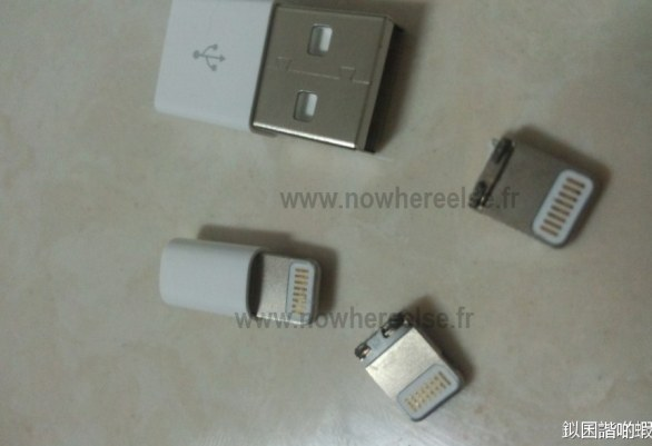 connettore 16 pin iphone 5
