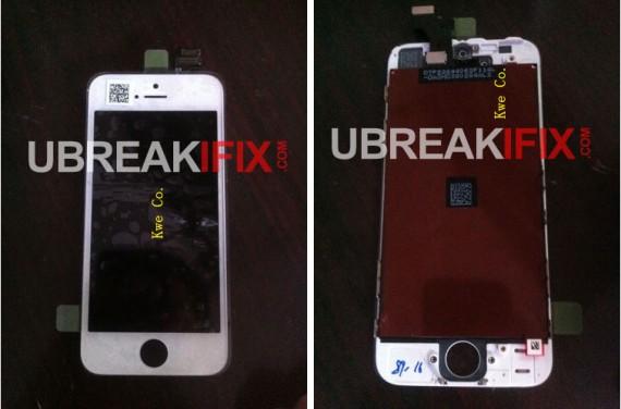 pannello anteriore iPhone 5