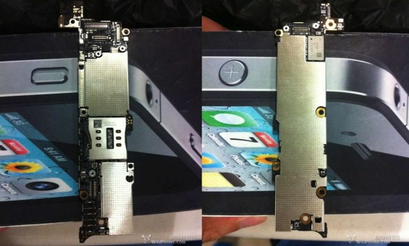 iphone 5 scheda logica