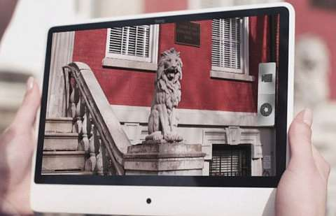 Il nuovo tablet di HTC sara' identico all'iMac?