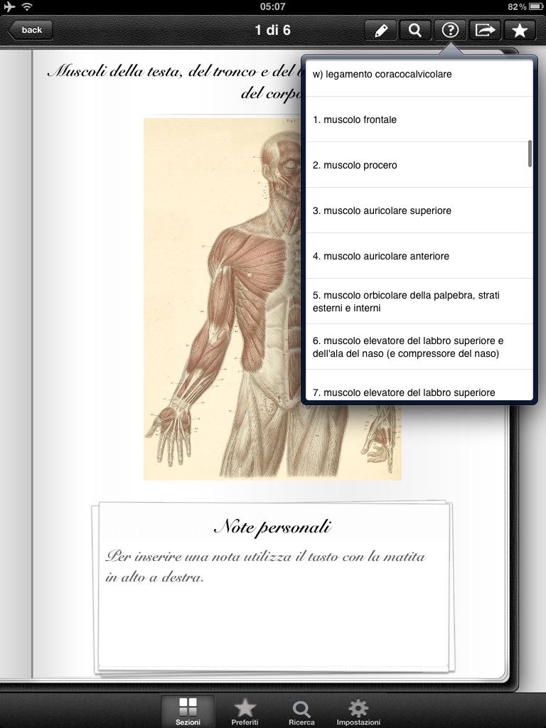 app ipad anatomia