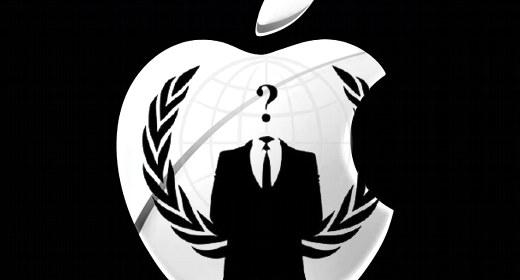 udid apple rubati da anonymous