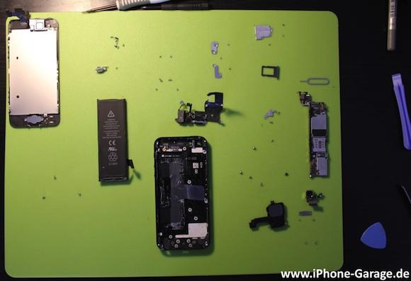iphone 5 smontato