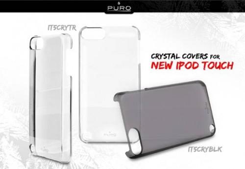 iPod Nano e iPod Touch: appaiono nuove cover in rete