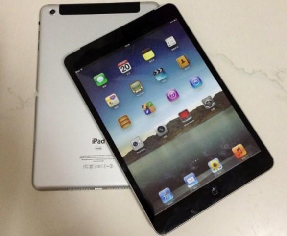 Problemi nella produzione dei componenti per l'iPad Mini