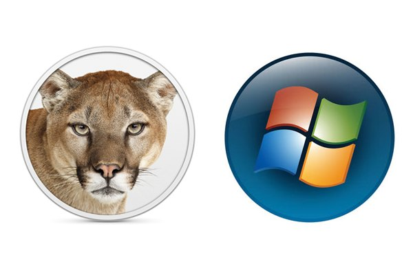 Mountain Lion vs Windows 8: nessun vincitore