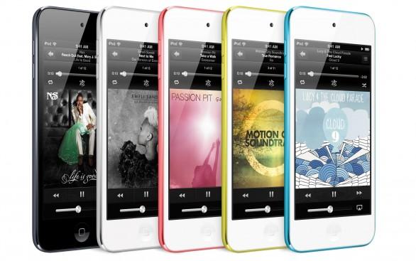 Nuovi iPod: caratteristiche e prezzi