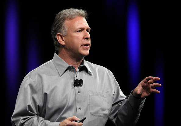 vice-presidente marketing apple phil shiller