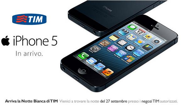iphone 5 tim