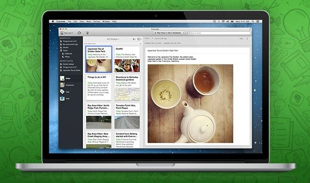 Evernote 5 – uscita a breve, Beta download disponibile ora