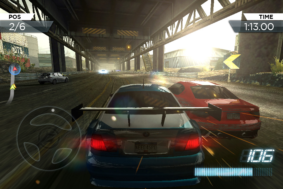 Giochi Apple: arriva oggi Need for Speed Most Wanted