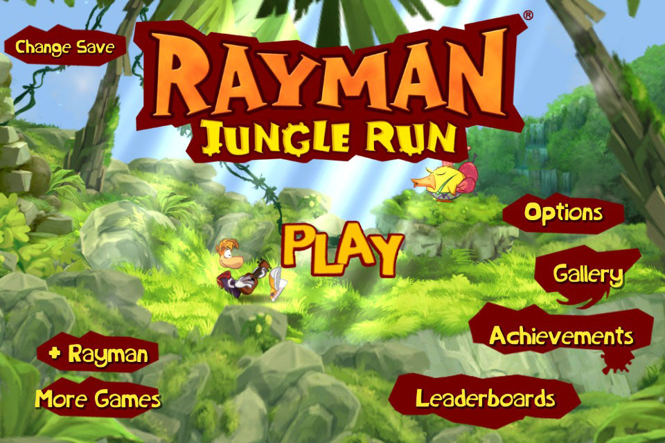 Rayman Jungle Run: ora compatibile con iPhone 5