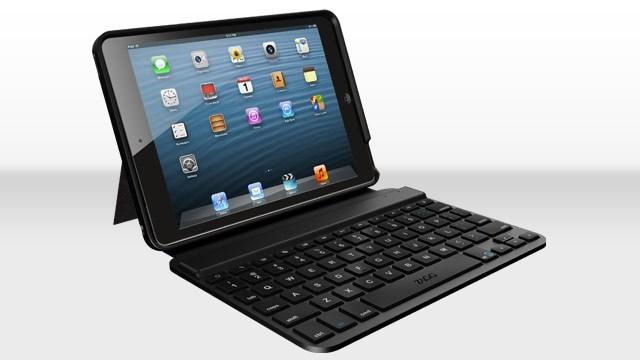 ZAGG: cover e tastiera bluetooth per iPad Mini