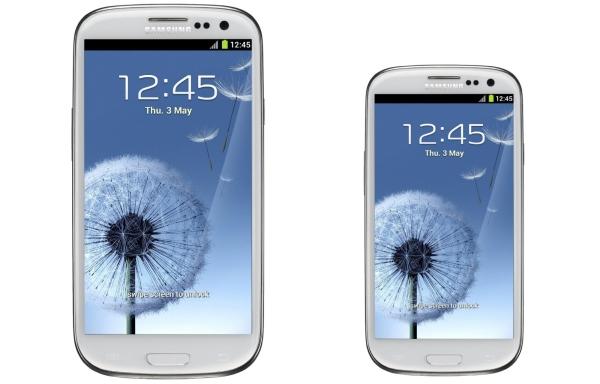 Apple vs Samsung – Galaxy S3 mini sfida iPhone 5 in Europa