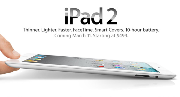 iPad 2 sparirà dal mercato, spazio ad iPad Mini