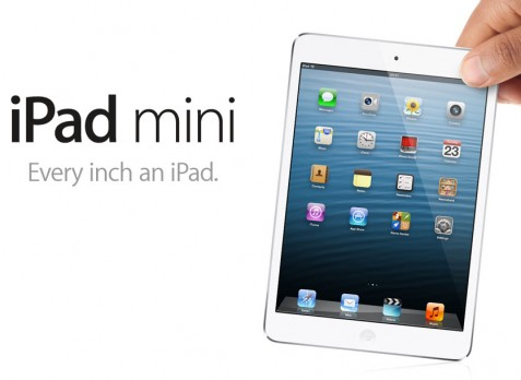 Apple presenta iPad Mini, iPad 4, iMac e MacMini