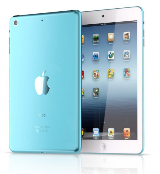 ipad mini colorato