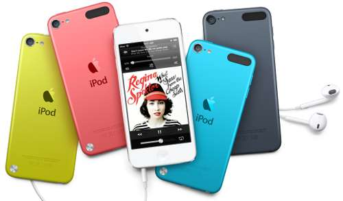 nuovo apple ipod touch