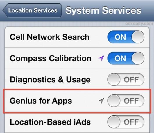 app store screen