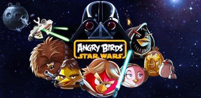 Angry Birds: Star Wars edition, disponibile ora su iOS
