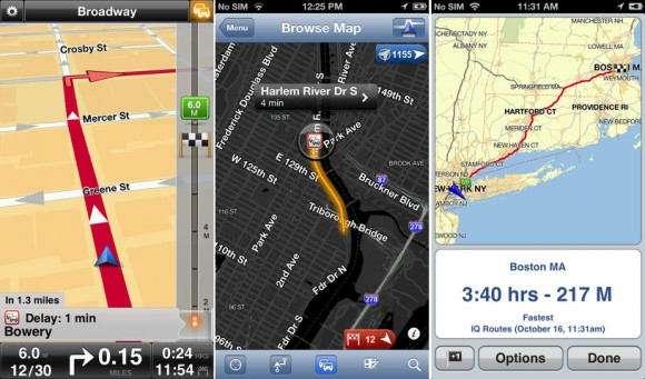 TomTom iPhone 5