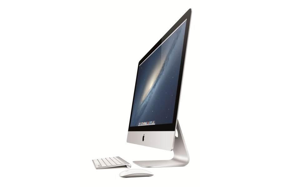 iMac Apple 2013