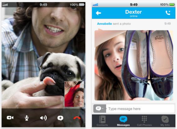 Skype iPhone 5: arriva l'aggiornamento, finalmente compatibile