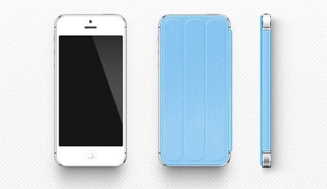 iPhone 5 smart cover