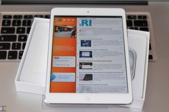 ipad mini device