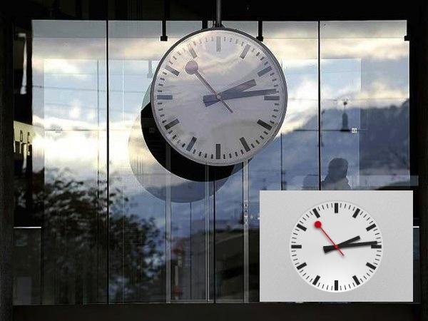 orologio ffs