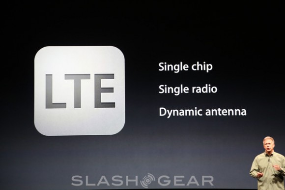 4G iPhone 5