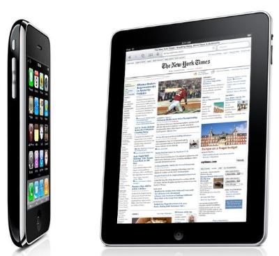 Apple iPhone iPad