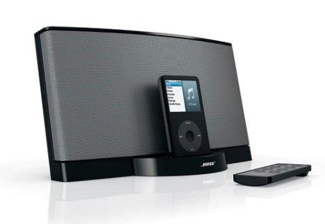 SoundDock III iPhone 5
