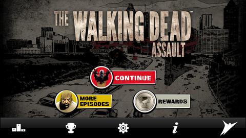 the walking dead ios