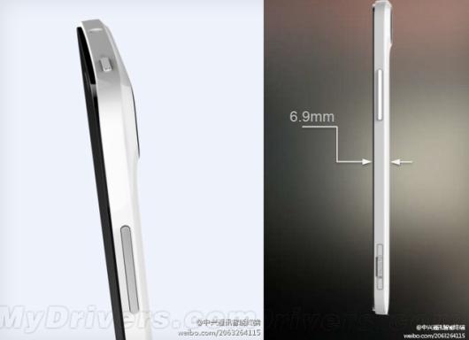 ZTE: ecco lo smartphone da 5 pollici più sottile al mondo