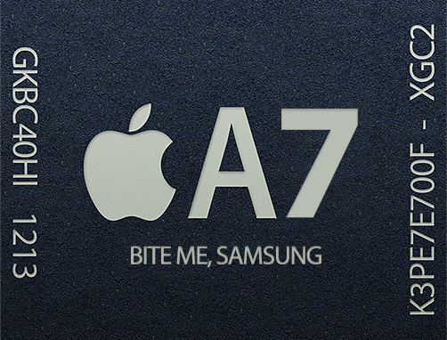"A7 Apple: Qualcomm ""questo processore è inutile"""
