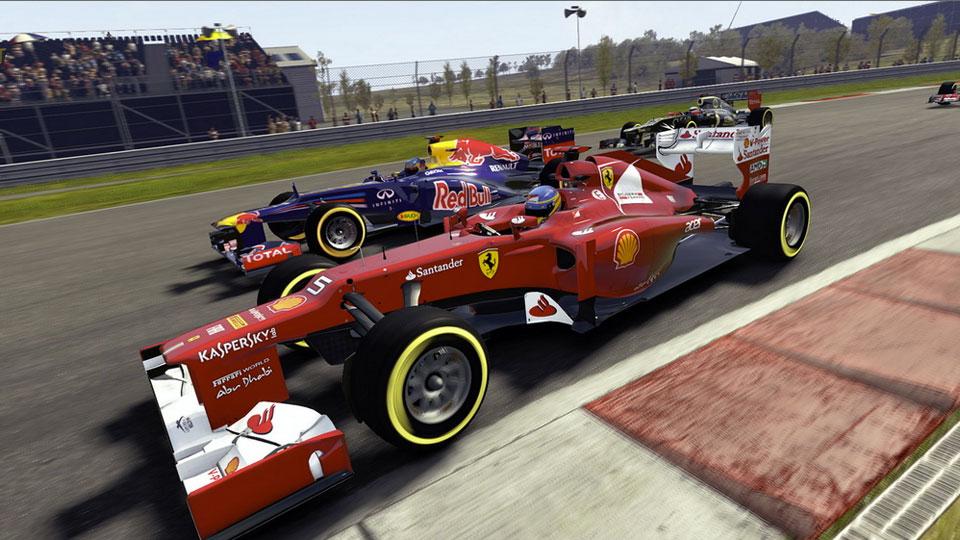 Formula Uno 2012 Mac