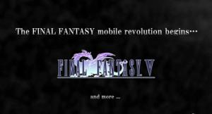 final fantasy ios