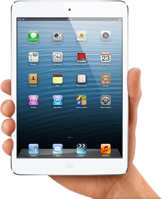 iPad Mini con Retina Display in arrivo a settembre?