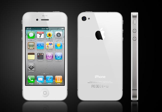 iPhone 4S bianco