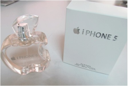 iPhone 5 Eau profumo