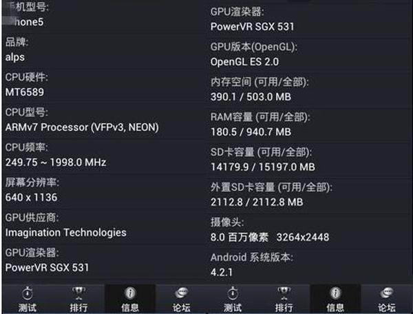 iPhone 5 con Android? E' solo un clone cinese