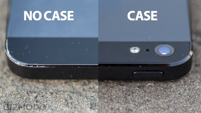 iPhone 5 cover scocca