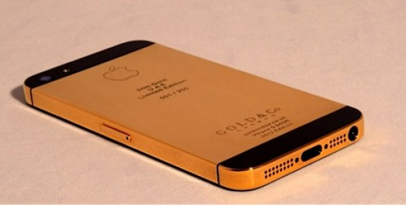 iPhone 5 prezzo oro