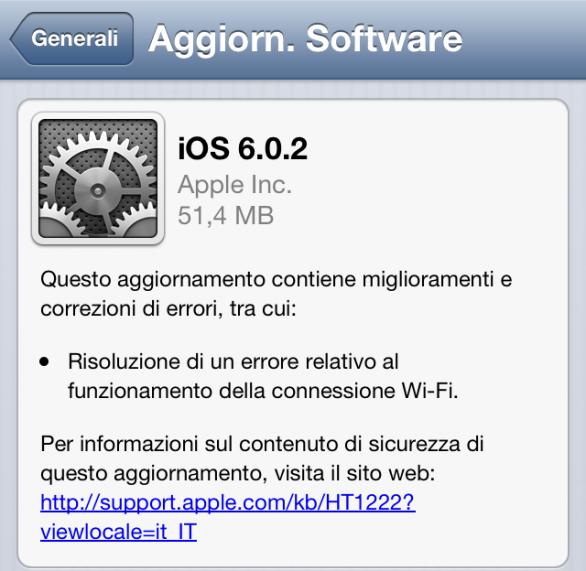 Problemi con la durata della batteria per iOS 6.0.2?