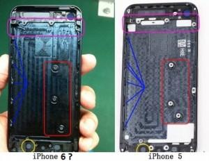 iPhone 6: le prime immagini