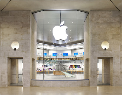 Apple Store tor di valle