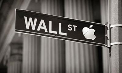 apple wallstreet