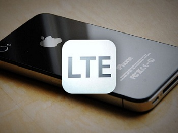 apple lte